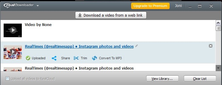 Download Online Videos With One Click - RealPlayer and RealTimes Blog